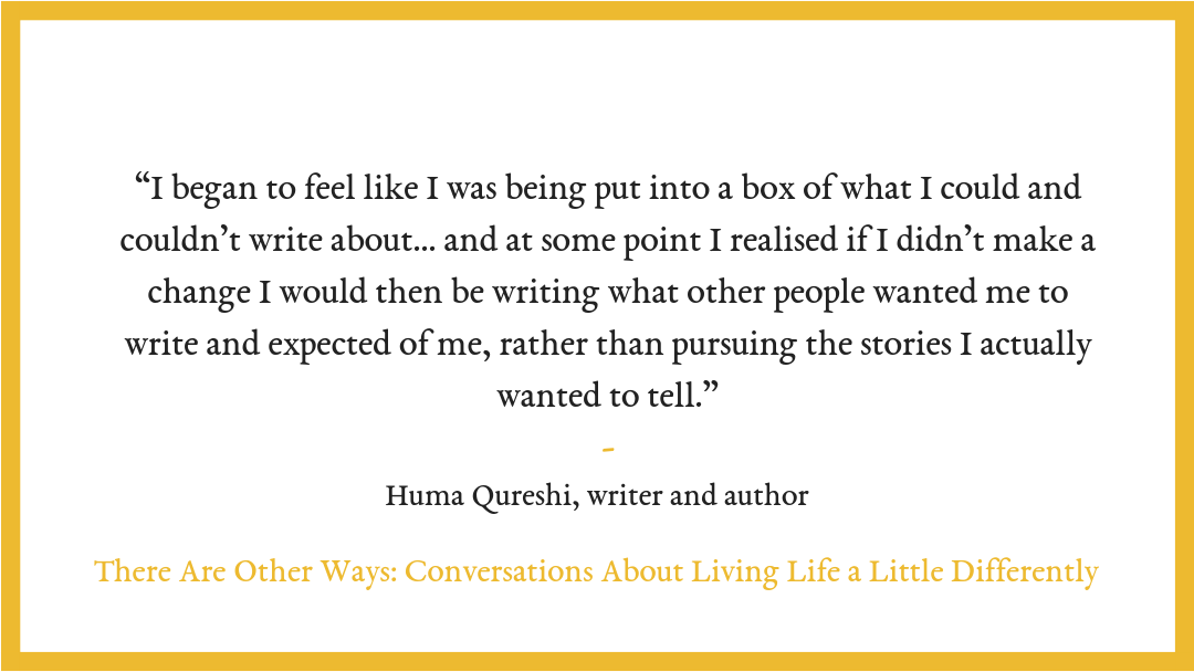 S2/E11: Huma Qureshi on telling our own stories